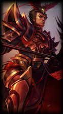 the gallery for gt warring kingdoms jarvan chinese