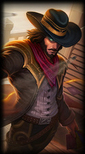 High Noon Twisted Fate