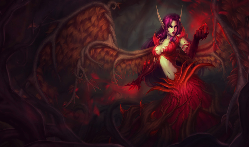 LoL Skins - Blackthorn Morgana