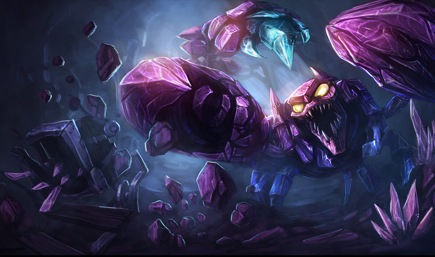 Can We Talk About How Bad The Skarner Rework Is