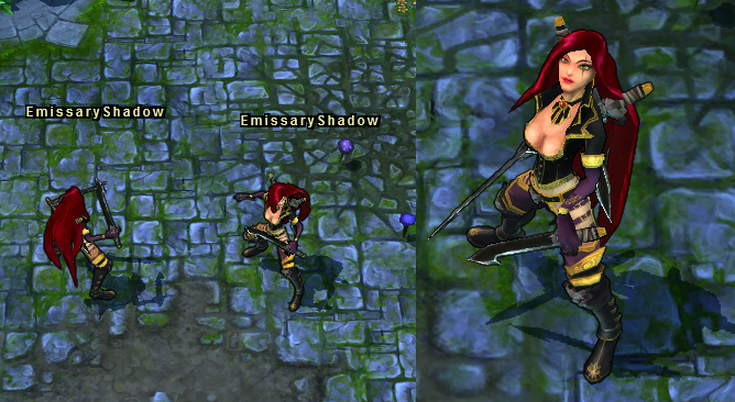 Lol Skins High Commander Katarina